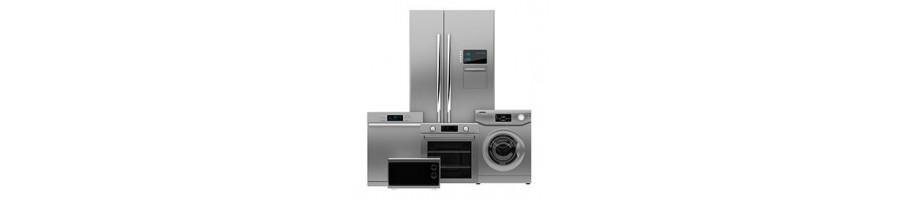 Electrodomésticos Grandes de marcas de calidad - Blanco Gris