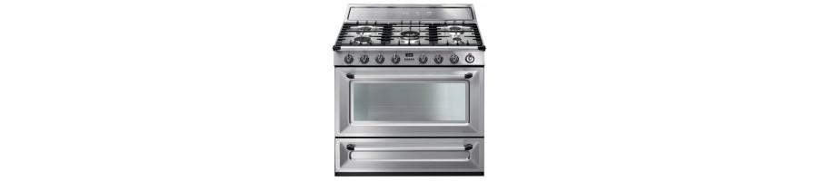 Cocinas con encimeras de Gas con ofertas contiunas - BlancoGris
