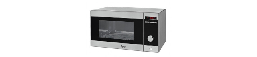 Microondas de libre colocación de marcas de calidad - BlancoGris