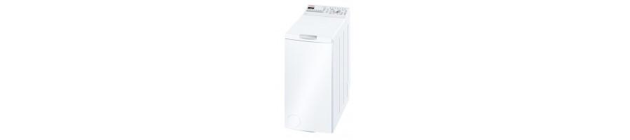 Precios económicos en lavadoras de carga superior. BlancoGris