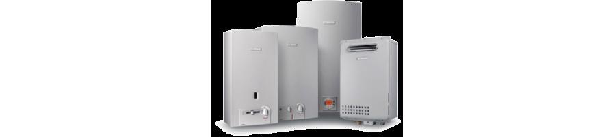 Amplia gama y medidas de calentadores de agua económicos - BlancoGris