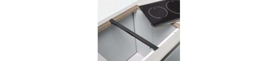 Accesorios originales para gama modular en oferta. BlancoGris