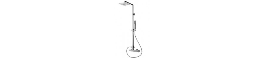 Ofertas en grifos para ducha, bañera y accesorios - BlancoGris