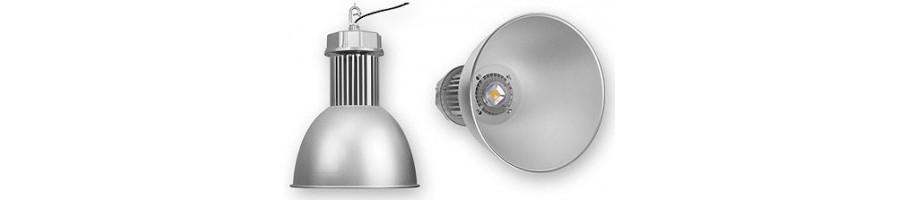 Ofertas en proyectores led y campanas led industriales - BlancoGris