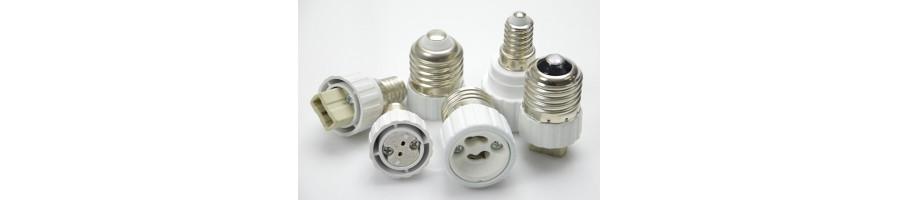 Ofertas en casquillos y adaptadores de bombillas Led - BlancoGris