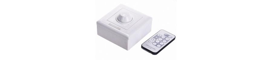 Ofertas en regulador y reguladores para iluminación Led - BlancoGris