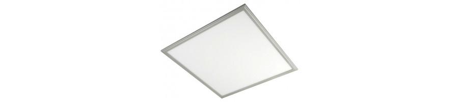 Ofertas en pantallas y paneles led empotrables - BlancoGris