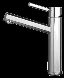 GRIFO NAYES 310005 INOX...